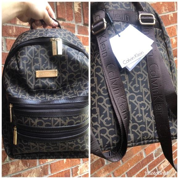 Handbags - Calvin Klein Backpack